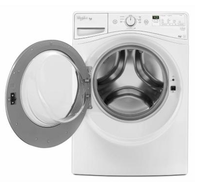 Whirlpool Duet 4.2 cu. ft. High-Efficiency Front Load Washer in White