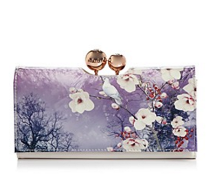 Ted Baker Misty Mountains Printed Matinee Wallet