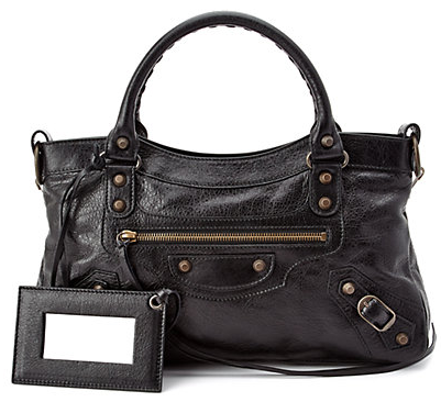 Balenciaga Small Classic First Leather Satchel