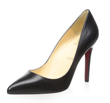 Christian Louboutin Pigalle Kid Pump