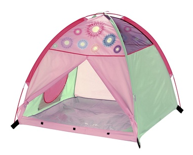 Pacific Play Tents Flower Power Tent Playhouse
