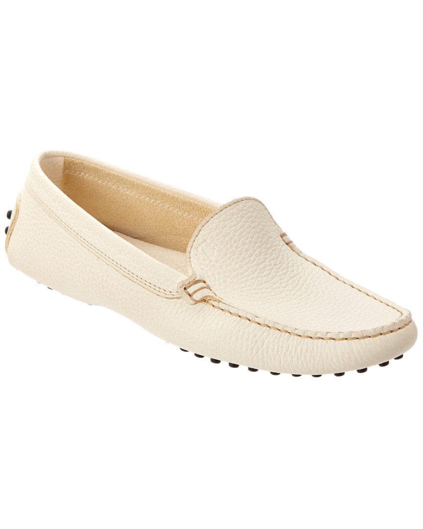 TOD's Gommino Leather Slip-On Driving Shoe
