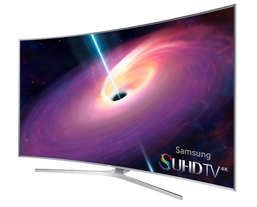 4K SUHD JS9500 Series Curved Smart TV - 78
