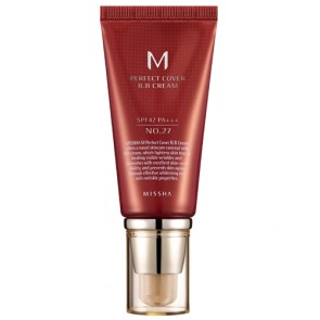 M Perfect Cover BB Cream SPF 42 PA+++(50ml) - BB CREAM | The Official Missha