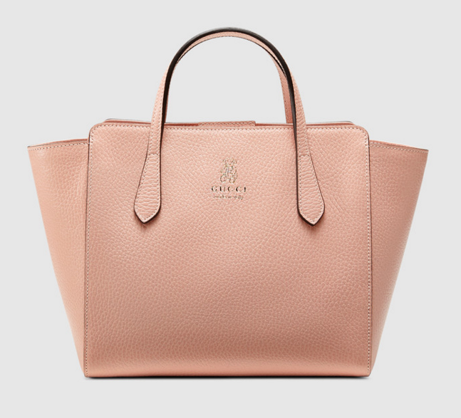 Children's Swing leather tote