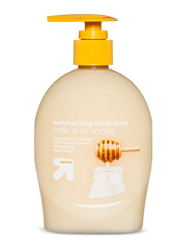 up & up™ Milk and Honey Hand Soap - 7.5 oz