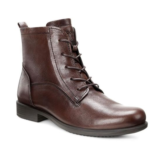 ECCO Touch 25 Lace Boot