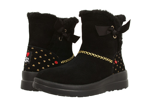 UGG Knotty Gold Hearts Suede - 6pm.com