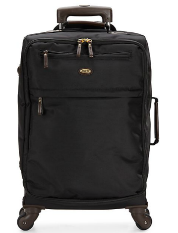 Bric's 21-Inch Carry-On Spinner Suitcase