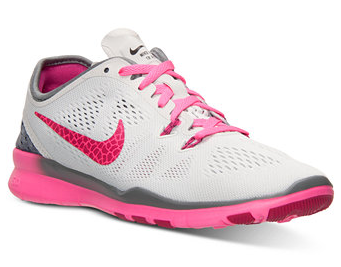 Nike Women's Free 5.0 TR Fit 5 Breathe Training Sneakers from Finish Line