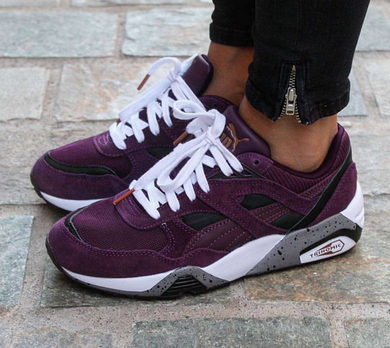 R698 FAST GRAPHIC WOMEN'S SNEAKERS