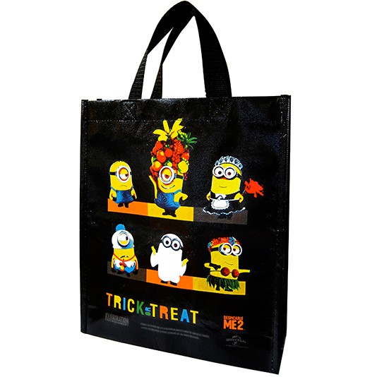 MINION TRICK OR TREAT BAG BBY EXCLUSIVE