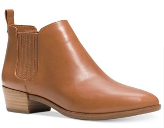 MICHAEL Michael Kors Shaw Ankle Booties - Shoes - Macy's
