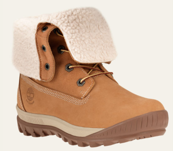 Waterproof & Insulated Women's Woodhaven Fleece-Lined Waterproof Boots