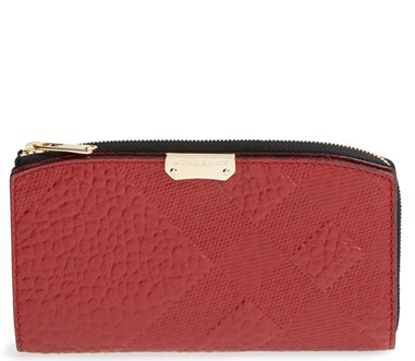 Burberry 'Alvington' Continental Wallet | Nordstrom