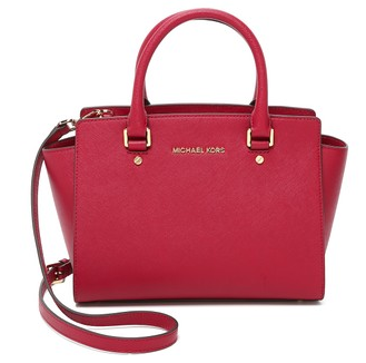 MICHAEL Michael Kors Selma Medium Satchel | SHOPBOP SAVE UP TO 25% Use Code:GOBIG15