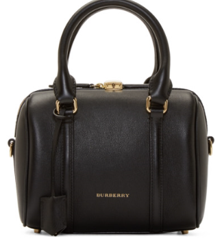 Burberry London Small Alchester Bag