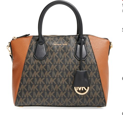 MICHAEL Michael Kors 'Medium Campbell' Satchel