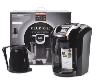 2.0 Single Serve Coffee Brewer - Electronics & Tech - T.J.Maxx