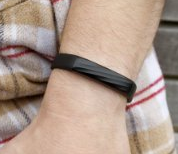 UP4 by Jawbone Heart Rate, Activity + Sleep Tracker with Amex Payments*, Black Twist