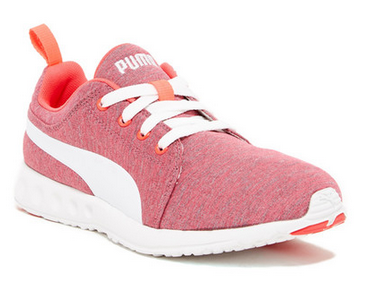 PUMA Carson Runner Heather Sneaker
