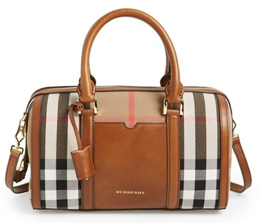 Burberry 'Medium Alchester' Crossbody Satchel | Nordstrom