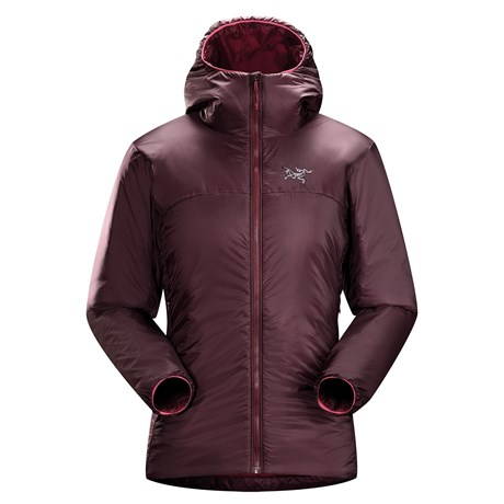 Arc'teryx Nuclei Hooded Jacket (For Women)