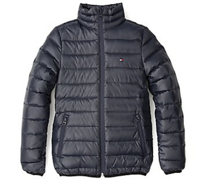 TH KIDS PACKABLE PUFFER