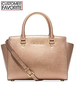MICHAEL Michael Kors Selma Collection - Handbags & Accessories - Macy's