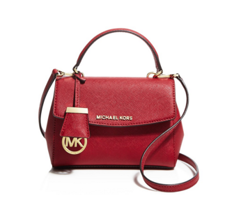 MICHAEL Michael Kors Mini Ava Crossbody