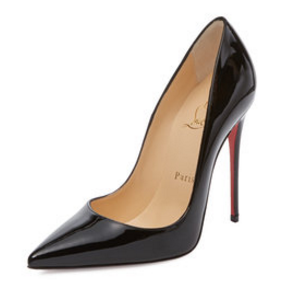 So Kate Patent Leather Pump by Christian Louboutin