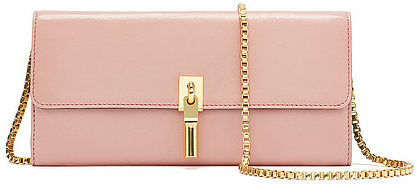 Elizabeth and James Wallet-On-A-Chain Pink Beach