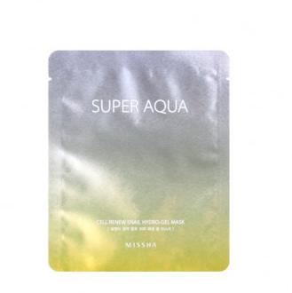 SUPER AQUA CELL RENEW SNAIL HYDRO-GEL MASK