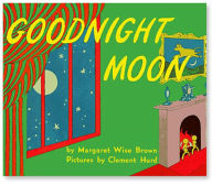 Goodnight Moon (Board Book) by Margaret Wise Brown, Clement Hurd