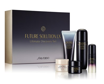 $150 ($294 Value) Shiseido 'Future Solution LX Ultimate Discovery' Set (Limited Edition)