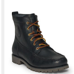 Polo Ralph Lauren Rodway Leather Work Boot