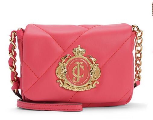 Juicy Couture Couture Nouveau Quilted Leather MINI G