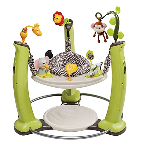 ExerSaucer® by Evenflo® Jump and Learn in Jungle Quest - buybuyBaby.com