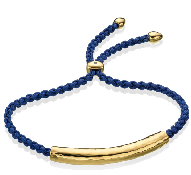 ESENCIA FRIENDSHIP BRACELET 18ct Gold Plated Vermeil on Sterling Silver