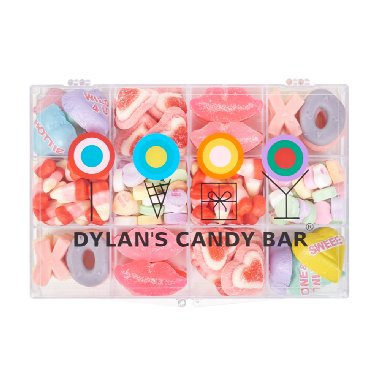 DYLAN'S CANDY BAR VALENTINE'S DAY 2016 TACKLE BOX
