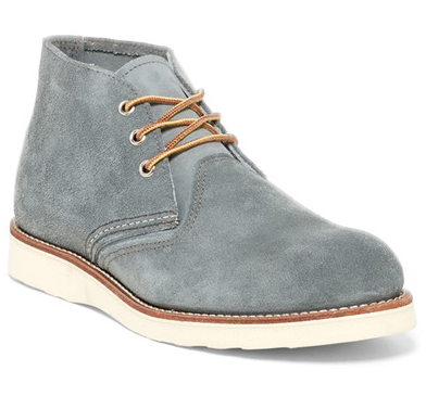 RED WING | Suede Chukka Work Boot
