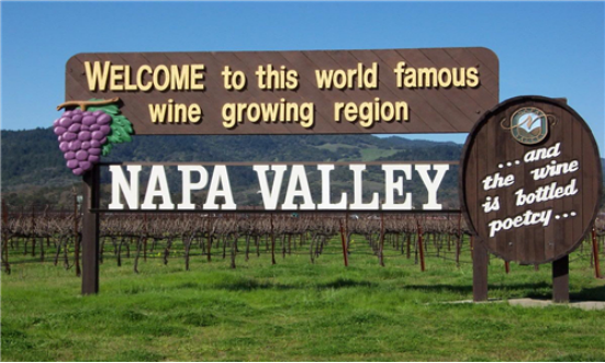 【20% off】1 Day <Wine&Shopping>Napa Valley+Napa Premium Outlet