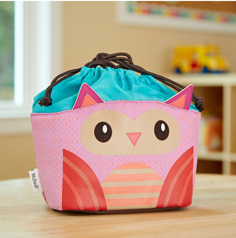 Yum Buddies Kids' Drawstring Lunch Bag