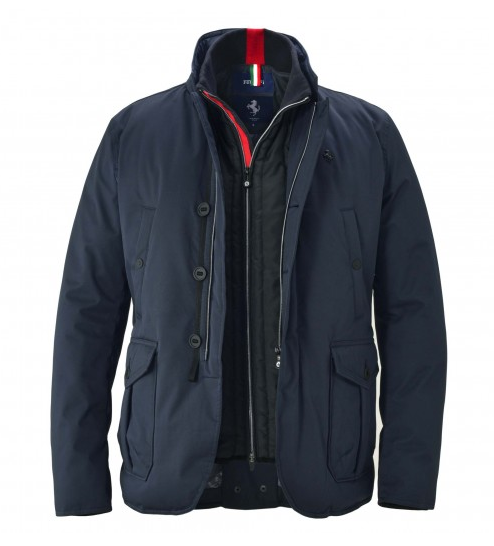 Men's Ferrari Cavallino Rampante 2in1 Jacket