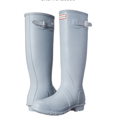 Up to 60% Off Hunter Boots Sale @ 6PM.com