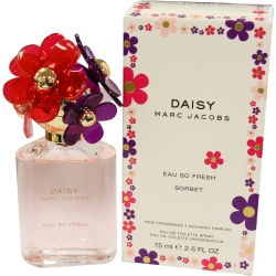Marc Jacobs Daisy Eau So Fresh Sorbet Eau De Toilette for Women 2.5 oz