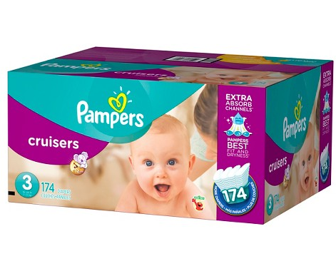 Pampers Cruisers 尿布