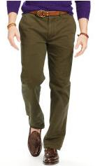 Classic-Fit Essential Chino