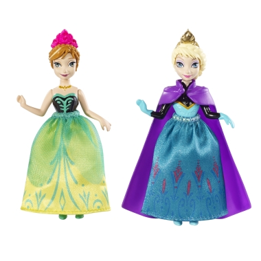 Disney Frozen Princess Sisters Celebration