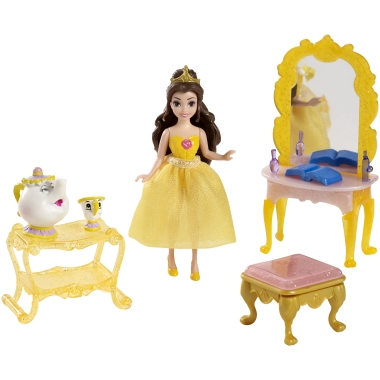 Disney Princess Belle's Fairy-tale Scene